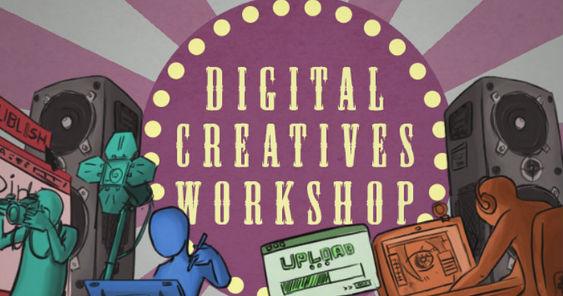 digital creatives workshop