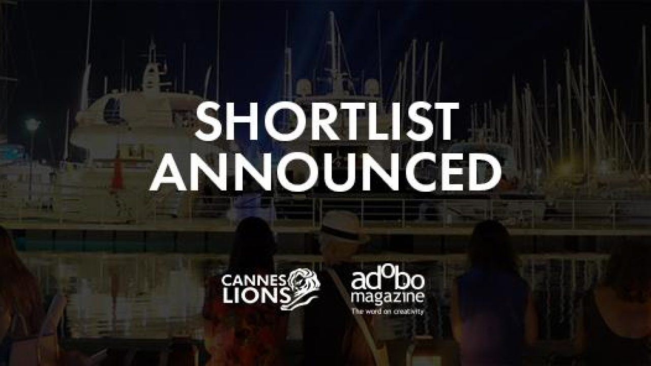 Cannes Lions 2017: Direct, Creative Data, Mobile Lions shortlists