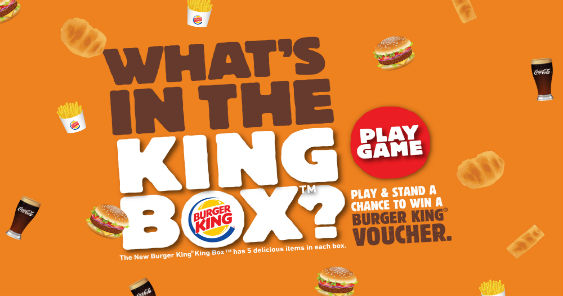 Campaign Spotlight: Burger King Singapore and IDOOH reintroduce the
