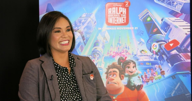 Filipina Animator Of Ralph Breaks The Internet Josie Trinidad