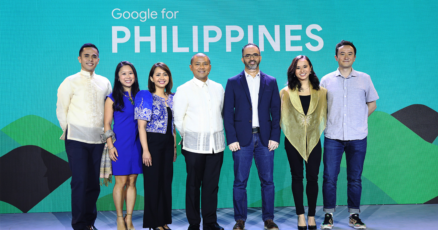 Google4PH: Google Unveils 6 Major Plans for Inclusive Growth of All ...