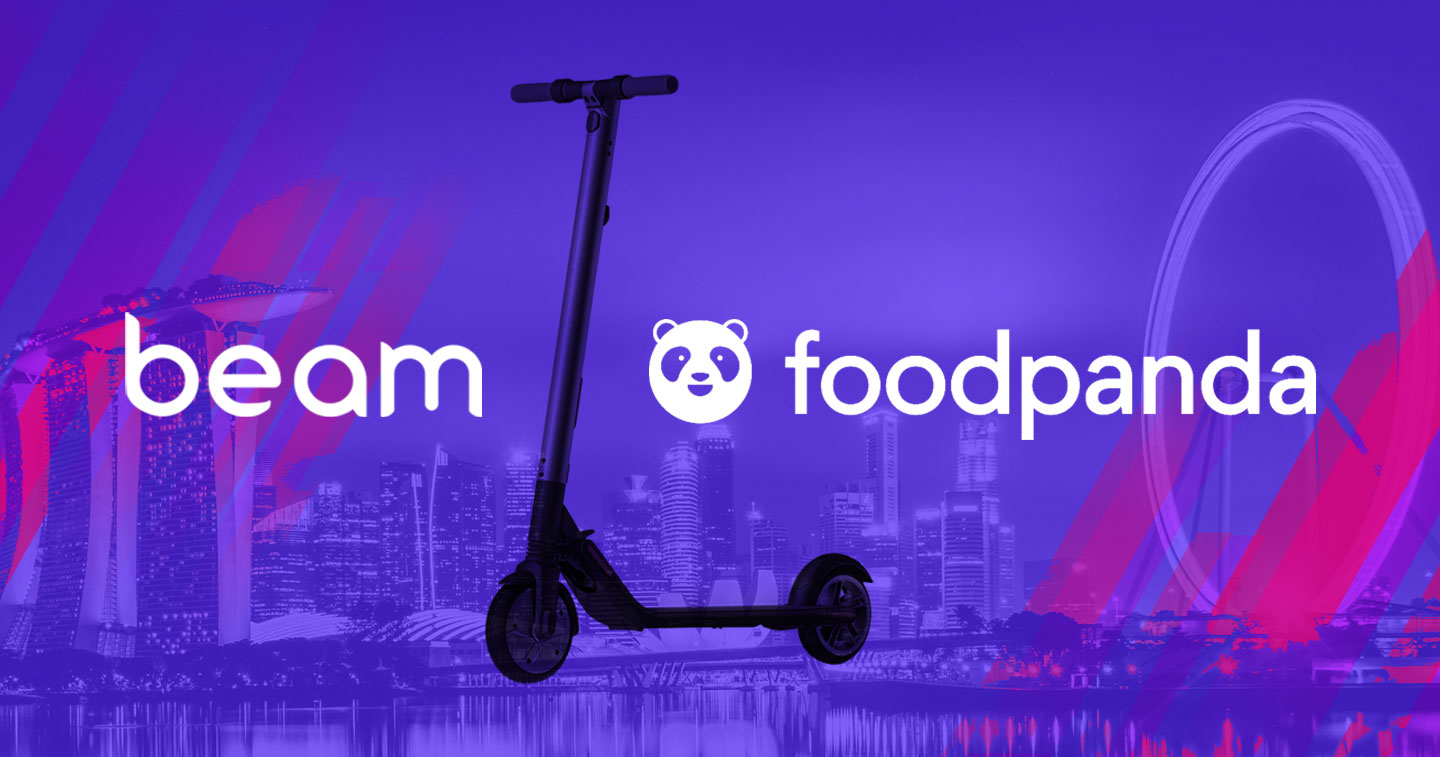 Brand & Business: Food Delivery is now Rolling on E-Scooters