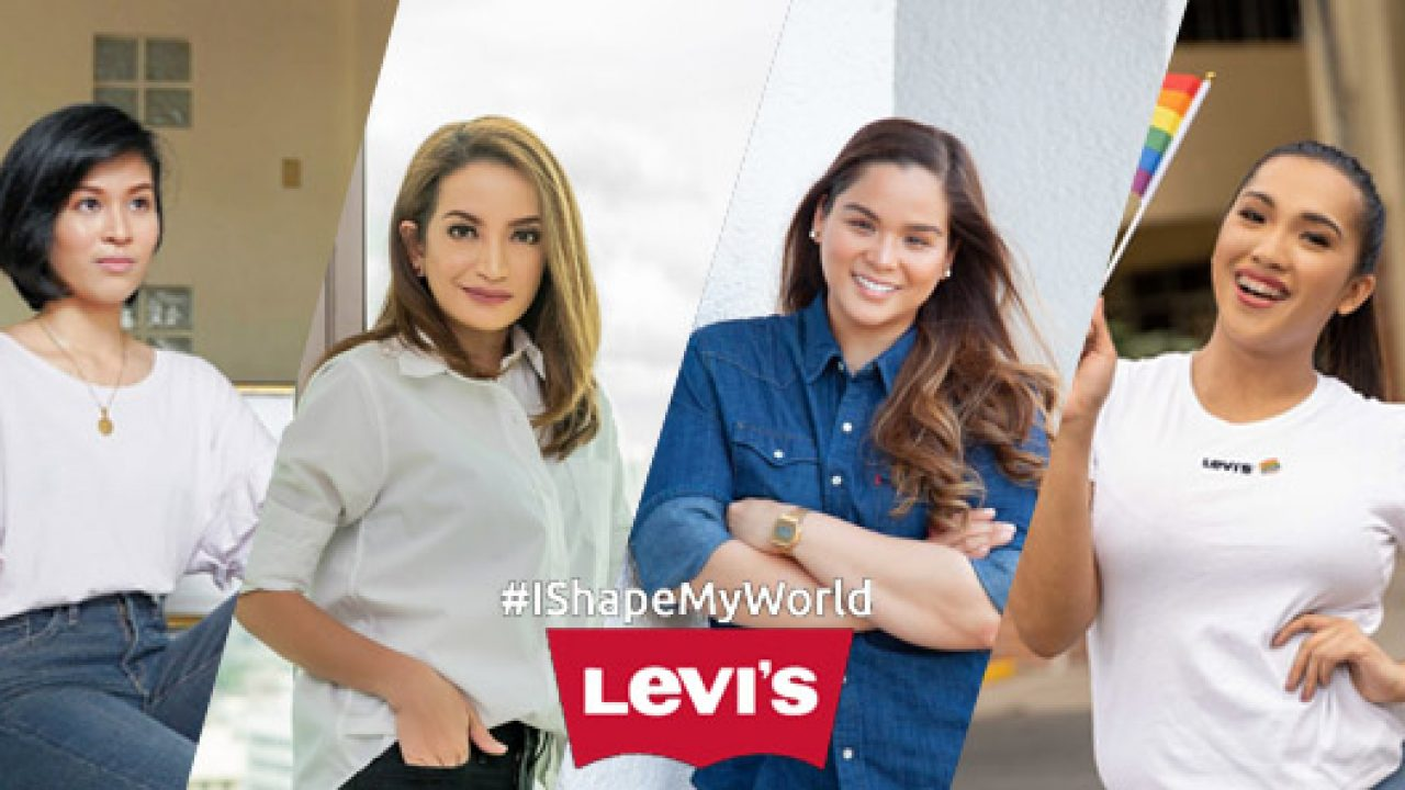 Campaign Spotlight: Levi's kicks off #IShapeMyWorld Campaign