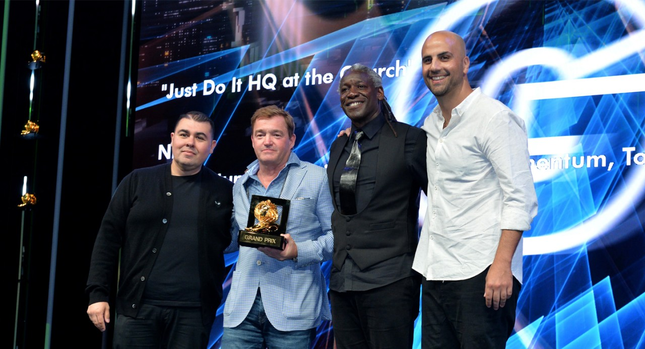1ffc63b332 Cannes Lions 2019: Industry Craft Grand Prix Awarded To Momentum ...