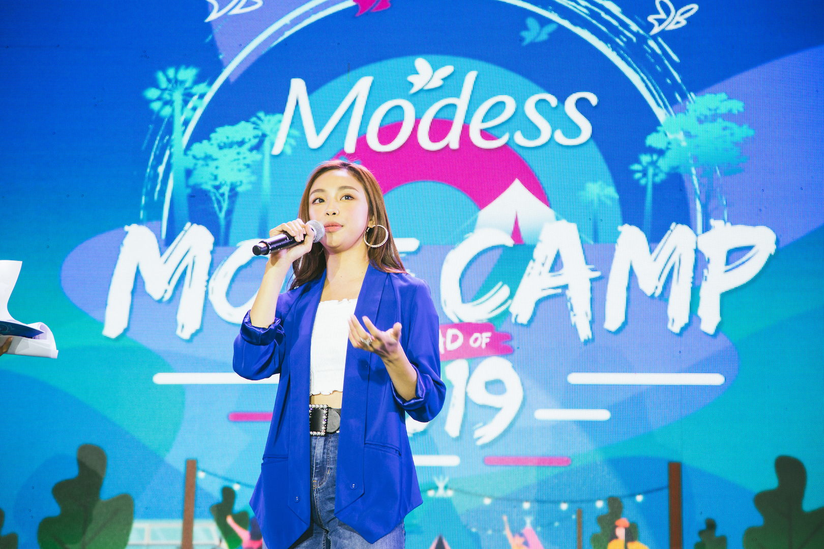 Campaign Spotlight: MODESS®'s First-Ever Move Camp Rallied